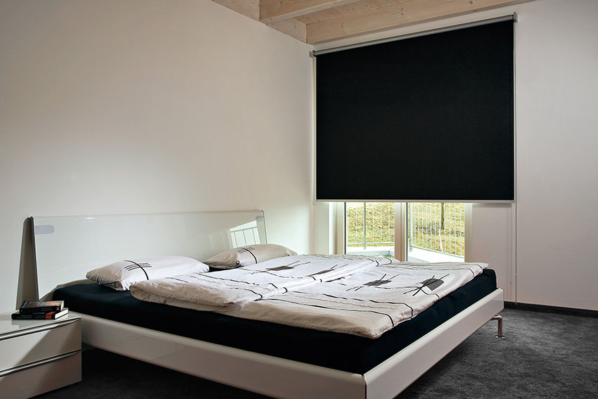 rollos funktional und sch n as wohndesign. Black Bedroom Furniture Sets. Home Design Ideas