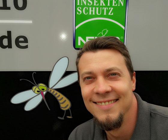 Insektenschutz Niederlassung Rheinland