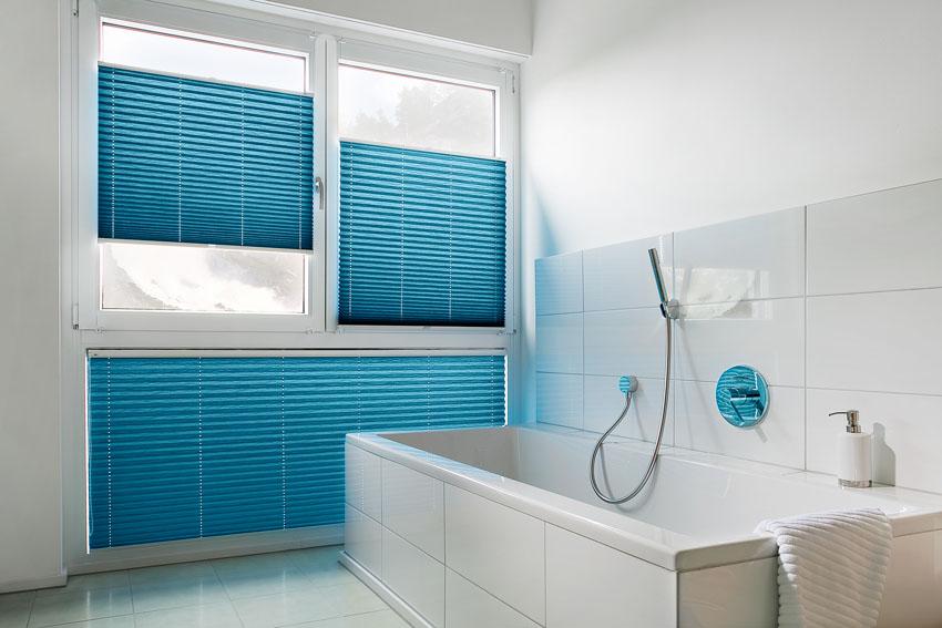 Plissee - AS-Insektenschutz und Raumbeschattung - alba-wohndesign